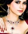 JW052 Rubby Gemstones Party Jewellery
