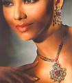 EJ401 Multi Color Gemstone Evening Jewellery