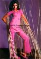 CW367 Pink Georgette Casual Wear