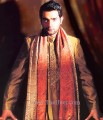 SW649 Golden Sherwani