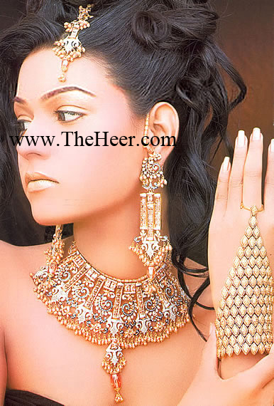 Bj203 Silver Jewellery Jewellery Designs Bridal Jewellery