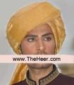 TB598 Yellow Turban
