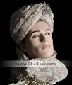 TB4978 Off-white Turban