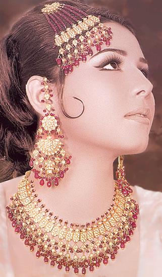 Bj306 Exquisite Antique Gold Jewellery Jewellers In