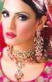 BJ256 Pink & Gold Jewellery