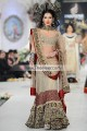 BW5499 Off White Wheat Crinkle Chiffon Lehenga