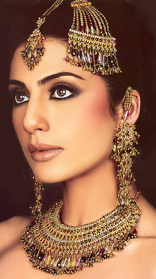 Bj240 Gold Jewellery Online Shop For Indian Amp Pakistani