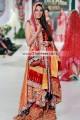 BW54312 Zinnwaldite Brown Upsdell Red Velvet Crinkle Chiffon Sharara