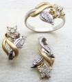 JW789 Sterling Silver Light Jewellery