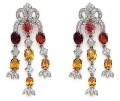 JW4968 Topaz Ruby Jewellery