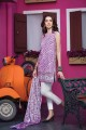 GAW-Lilac 3 Piece Printed Lawn Stiched Suit