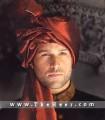TB748 Red Turban