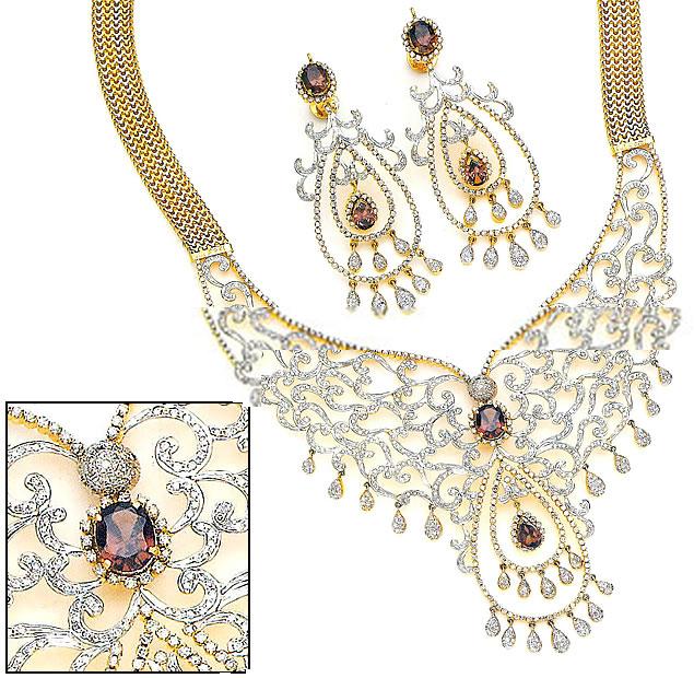 Bridal Jewellery Diamond India
