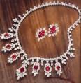 JW692 Sterling Silver Diamond Like Jewellery