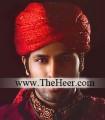 TB4997 Red Turban