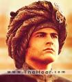 TB737 Black Turban