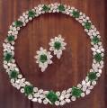 JW686 Sterling Silver Diamond Like Jewellery
