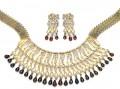 JW121 Gold Plated Diamond Like Jewellery