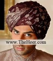 TB4992 Brown Turban