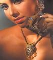 EJ405 Multi Color Gemstone Evening Jewellery