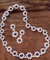 JW680 White Cubic Diamond Like Jewellery