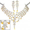 JW136 Light Topaz Gemstones Jewellery