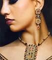JW491 Black Party Jewellery