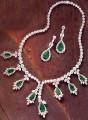 JW695 Sterling Silver Diamond Like Jewellery
