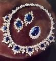 JW685 Sterling Silver Diamond Like Jewellery