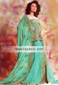 BW8789 Auqa Green Sharara