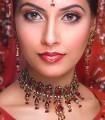EJ318 Ruby Gemstones Evening Jewellery