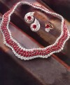 JW683 Cubic Zircons Diamond Like Jewellery